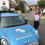 Pass driving test in 2019