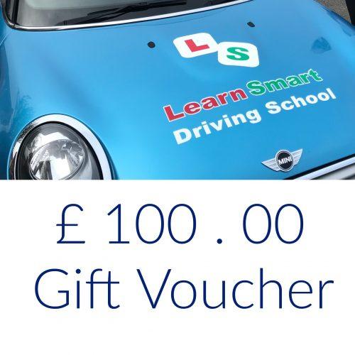 gbp100 gift voucher