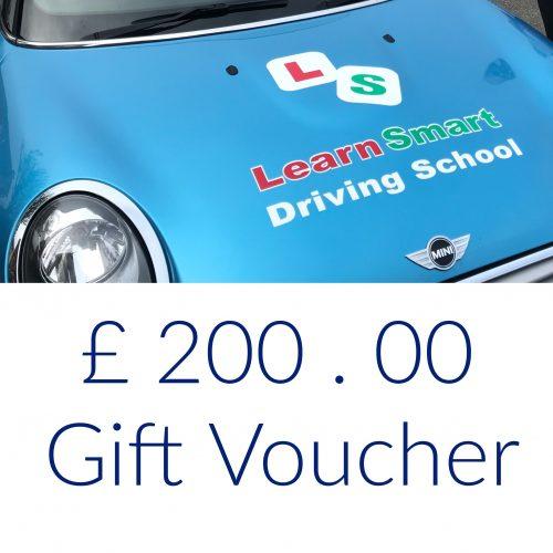 gbp200 gift voucher