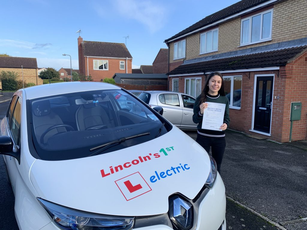 Zero Emissions Driving Lessons