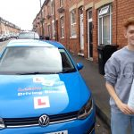 Callum passed his driving test on 2 September 2019