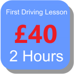 first driving lesson offer