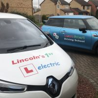 Lincoln's 1st L electric