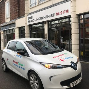 electric automatic driving lessons