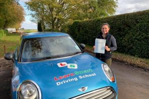 Olivia passed her driving test on 31 October 2019
